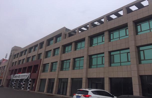 山水名居-商业楼安装