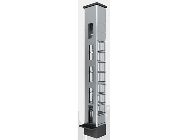 整梯结构安装